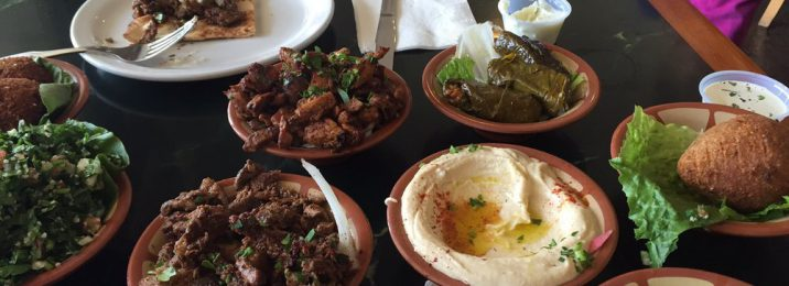 meza-platter